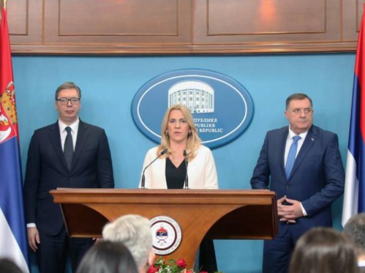 Sa press konferencije