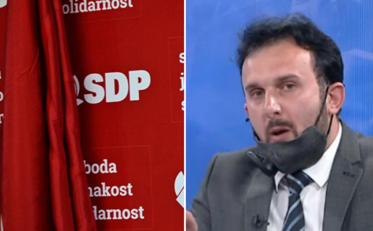 SDP je najoštrije osudio prijetnje koje je uputio Muhamed Kubat