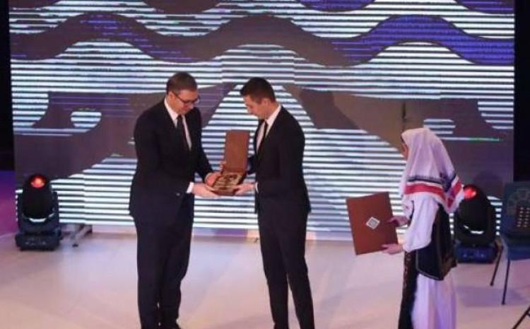 Vučić postao počasni građanin Banje Luke