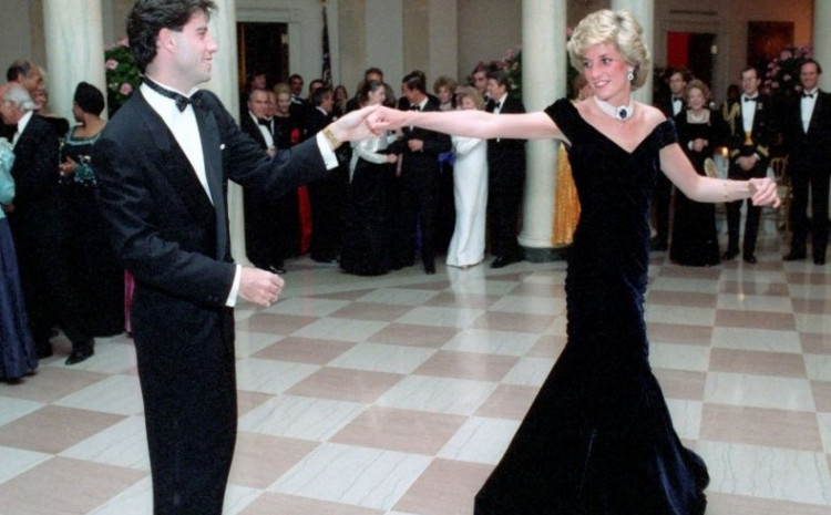 Džon Travolta i princeza Dajana: Nezaboravni ples
