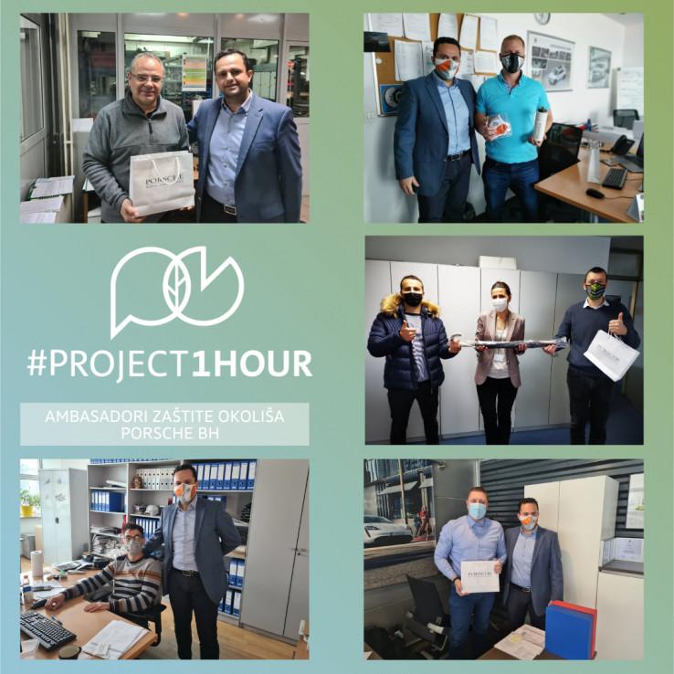 Dan planete Zemlje - #Project1Hour