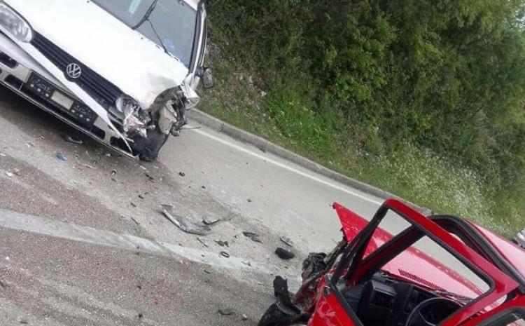 Na vozilima pričinjena veća materijalna šteta