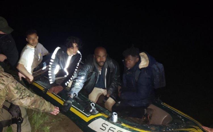 Krijumčarenje 13 migranata