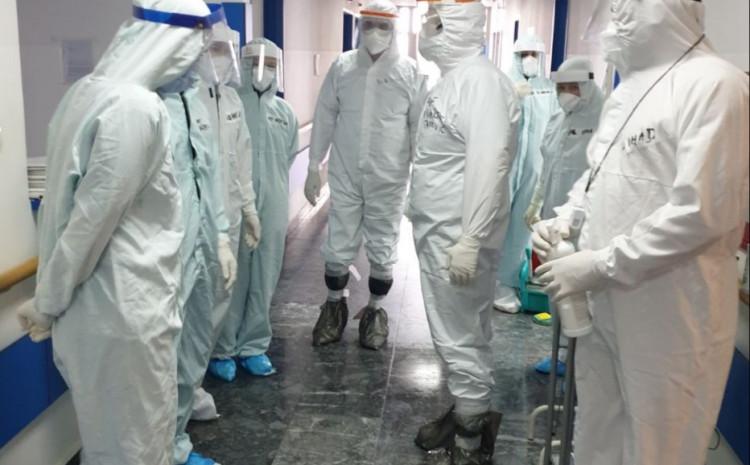 Na bolničko liječenje primljena dva pacijenta