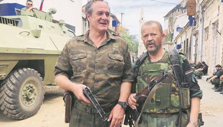 """Isaković i Hadžihafizbegović u filmu """"Quo vadis, Aida?"""""""