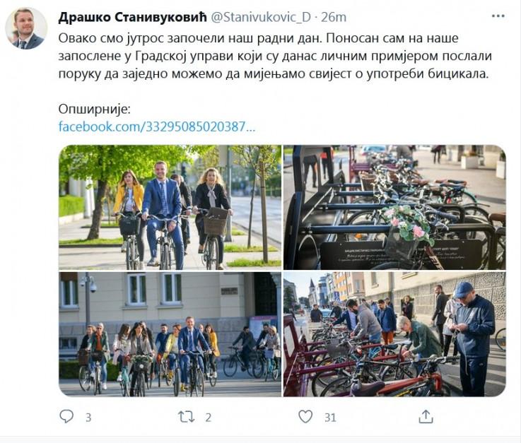 Stanivuković podijelio fotografije