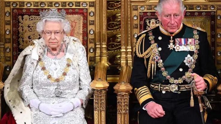 Kraljica Elizabeta i Čarls