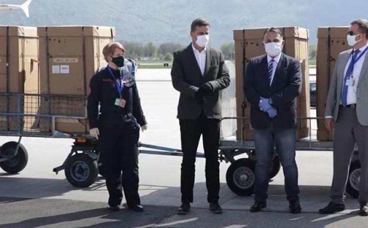 Prvih 80 respiratora stiglo 25.aprila prošle godine