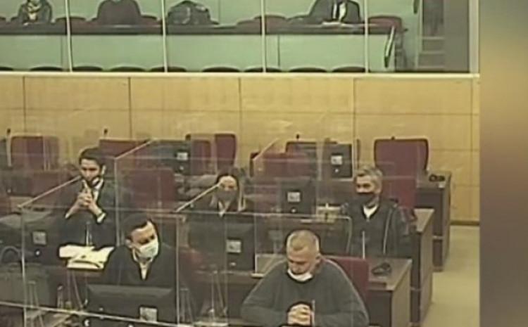 Dupovac i Mutap na ranijem ročištu u sudnici Suda BiH