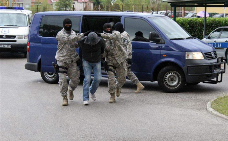 SIPA: Hapšenja po naredbi Tužilaštva USK