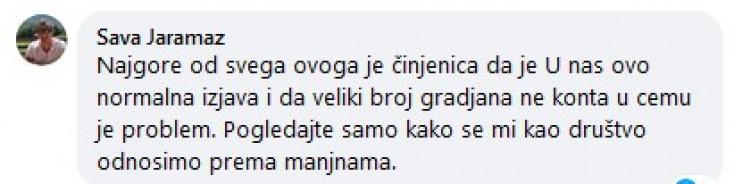 Jedan od statusa