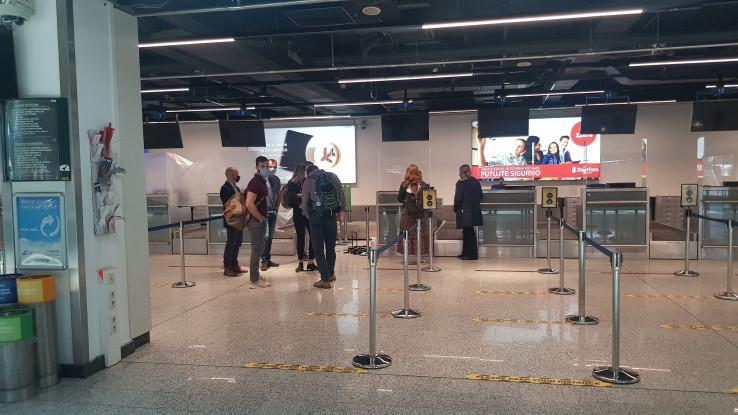 Aerodrom Sarajevo: Smanjen broj letova