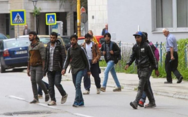 U odnosu na februar, u Tuzlanskom kantonu povećan broj migranata za 419