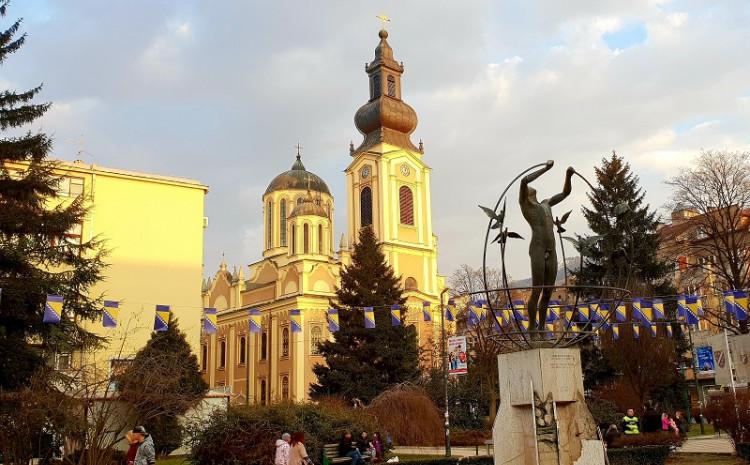 U Sabornoj crkvi Večernje bogosluženje održat će se  u 17:00 sati