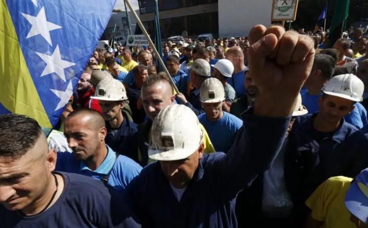 Cilj protesta je javno iskazivanje nezadovoljstva radnika