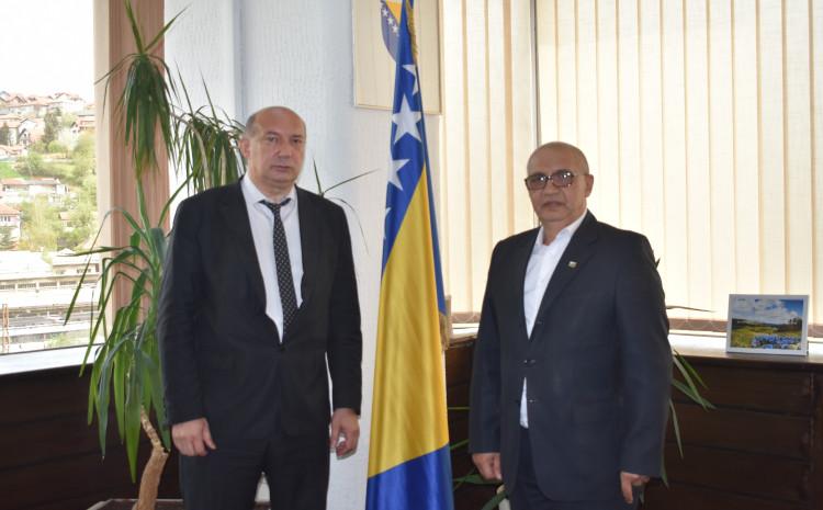 Vesko Drljača i Dervo Sejdić