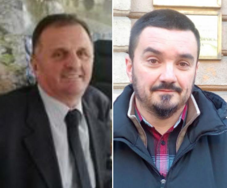 Osman Delić i Arman Šarkić