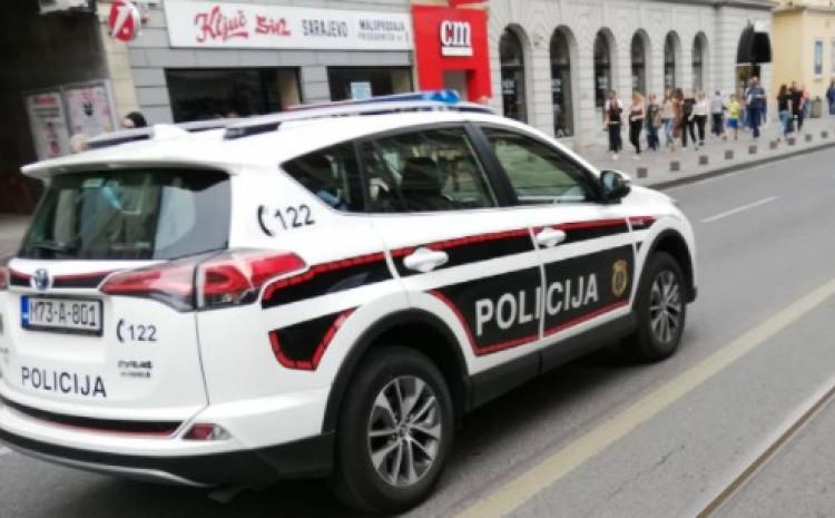 Policija je napravila zapisnik