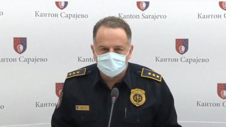 Hadžiabdić: Pronađen je prije 15-tak minuta