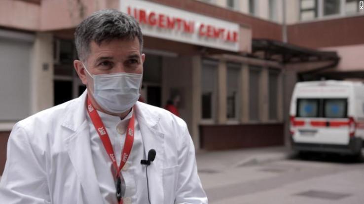 Dr. Ismet Gavrankapetanović trenutnu krizu uspoređuje s mračnim danima blokade devedesetih
