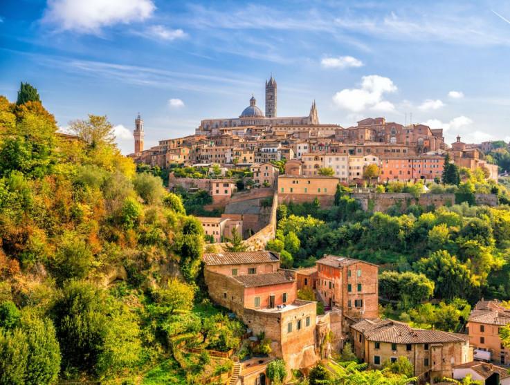 Tosakana najljepša regija Italije