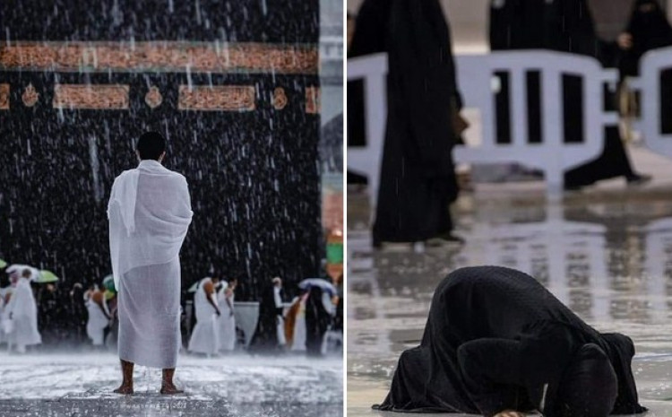 Kiši se obradovali vjernici