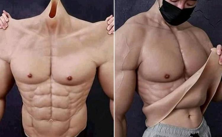 Muška silikonska odijela