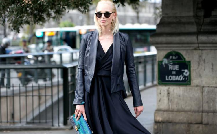 Crna haljina uvijek u trendu