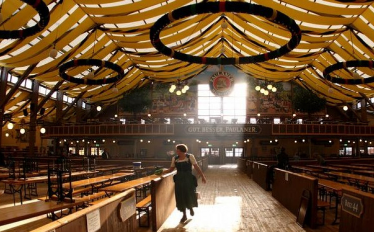 Holding big public events in Bavaria, including the annual Oktoberfest in the regional capital Munich, will not be feasible this year, Soeder said after a meeting with city mayor Dieter Reiter
