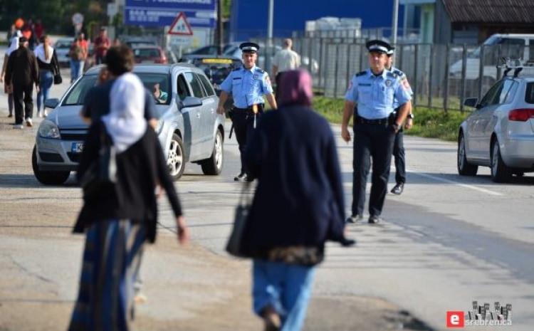 Policija uhapsila nasilnika