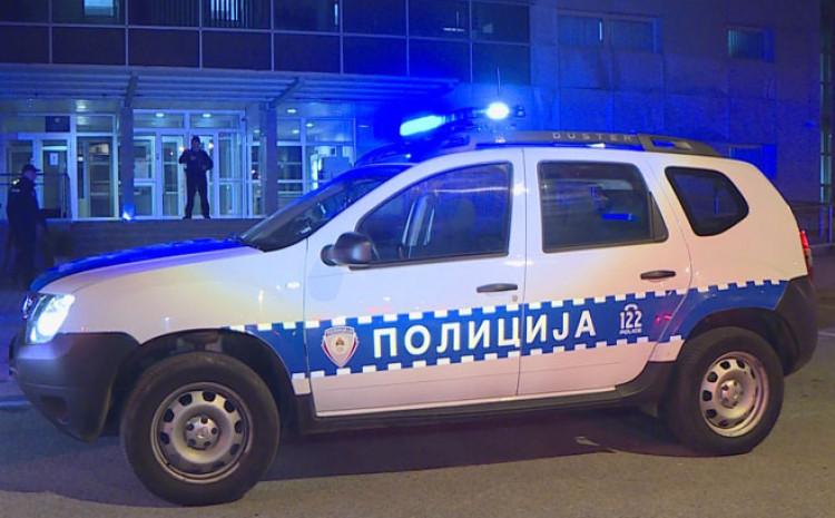 Jedan policajac povrijeđen