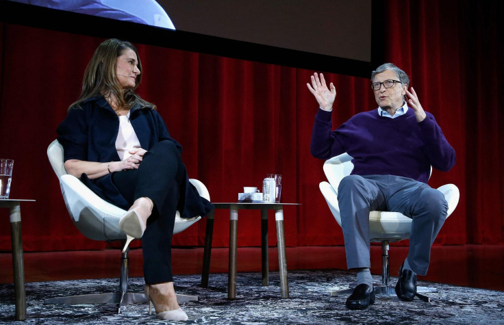 Melinda i Bill Gates (2018.)