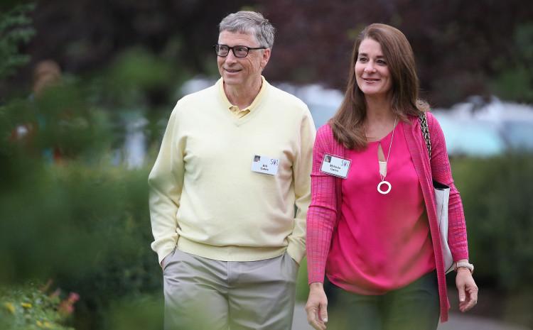 Bill Gates i Melinda