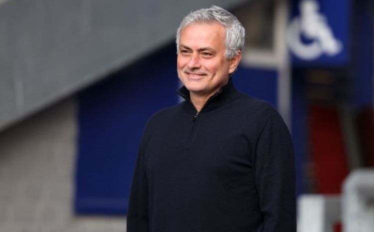 Mourinho returns to Italy where he led Inter Milan to the treble in 2010.