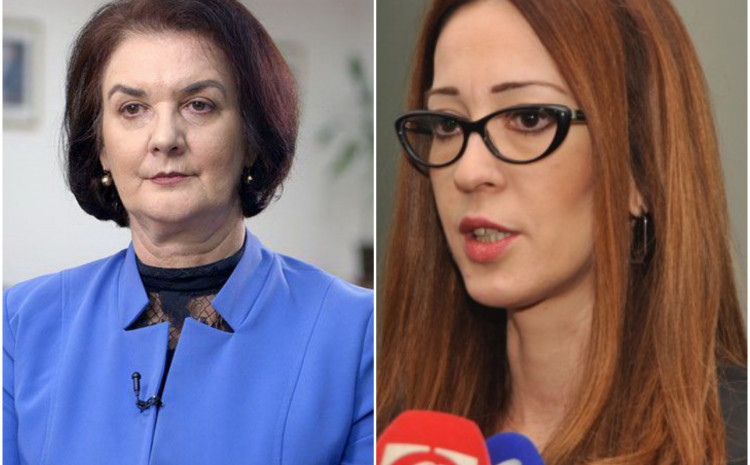 Tadić: Accused of not sending prosecutors' associates for checks; Kurspahić-Nadarević: Why didn't she ask for information