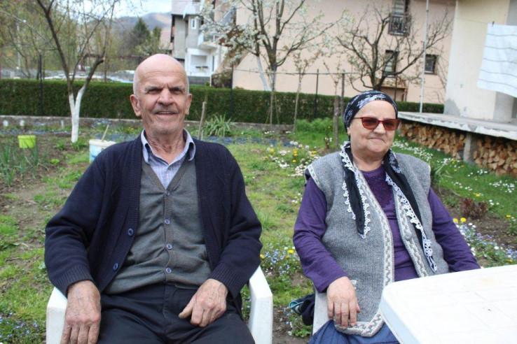 Sulejman i Šehida Mujak: Zajedno 54 godine
