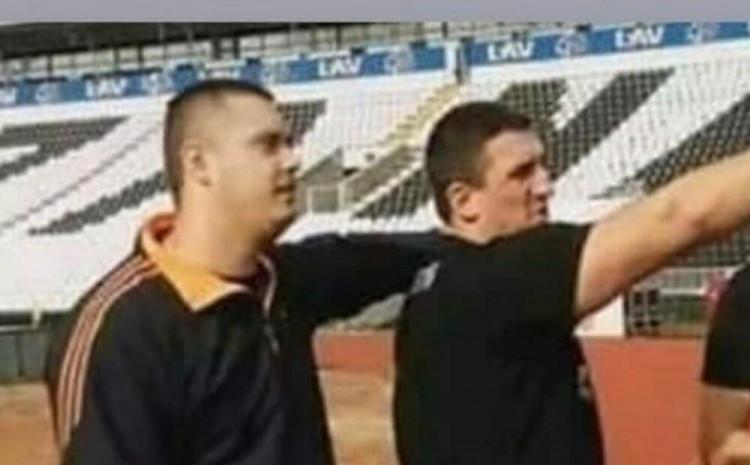 Veljko Belivuk i Kristijan Golubović