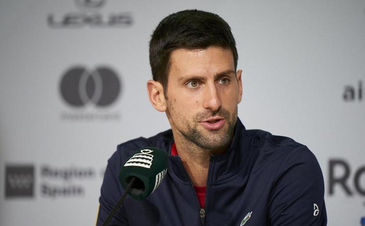 Đoković: Najbolji teniser svijeta ponovo u BiH