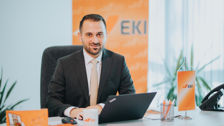 Direktor Esad Uzunić
