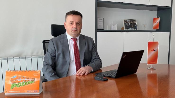 Direktor Almir Sultanović