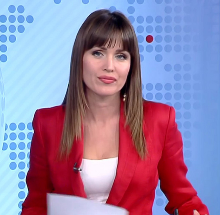 Voditeljica RTS televizije Aneta Kovačić