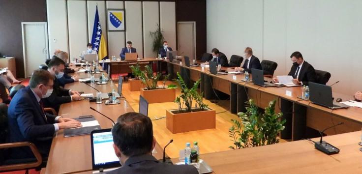 Sa sjednice Vijeća ministara