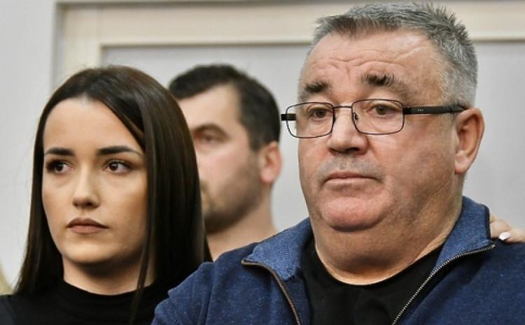 Arijana s ocem Murizom