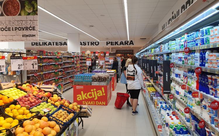 Nova Konzum prodavnica u Zenici