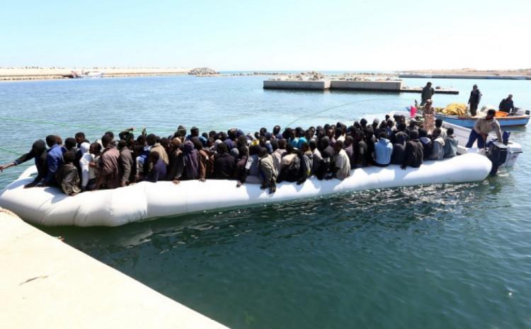 Spriječili krijumčarenje migranata