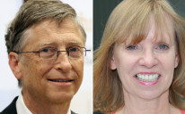 Bill Gates i Ann Winblad