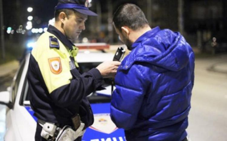 Nesavjesni vozač uhapšen