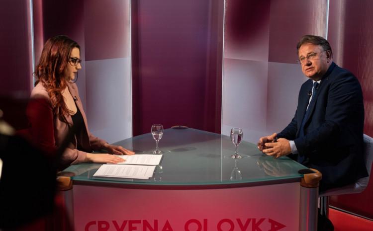 "Gost ""Crvene olovke"" je predsjednik SDP-a Nermin Nikšić"