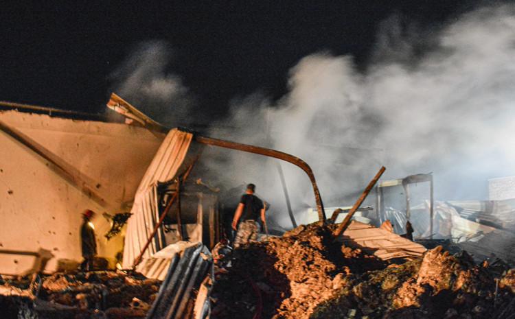 Teroristički napad u centru Arfina na sjeveru Sirije