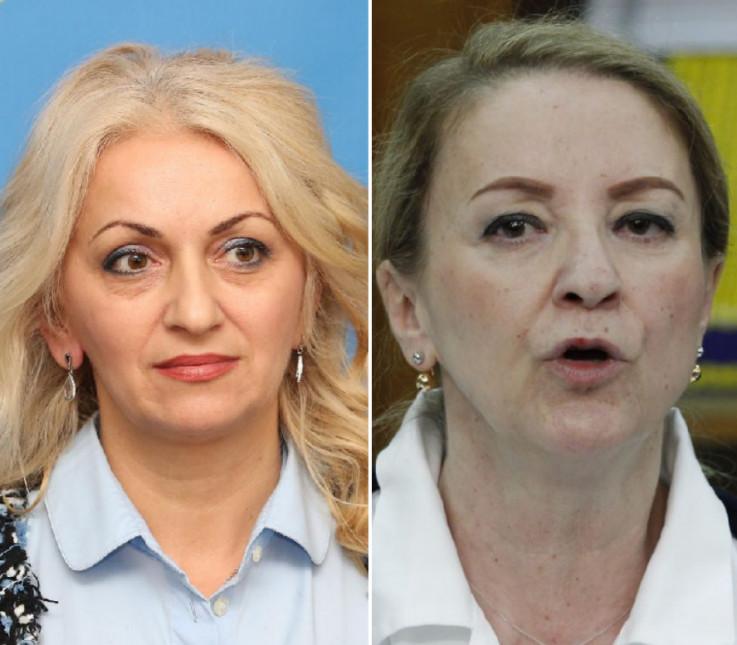 Bilsena Šahman i Sebija Izetbegović